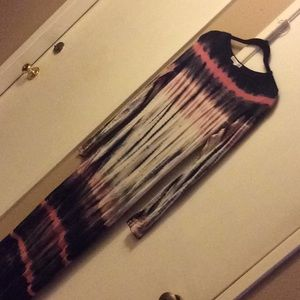 Beautiful Tye dye dress, maxi dress